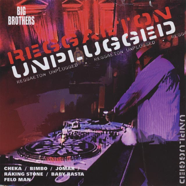 Reggaeton Unplugged Relouded