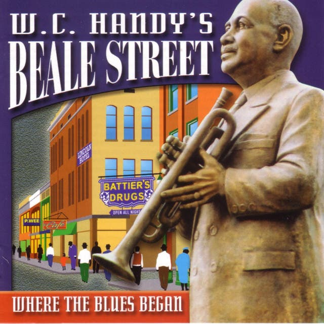W.C. Handy Preservation Band - Carl Wolfe