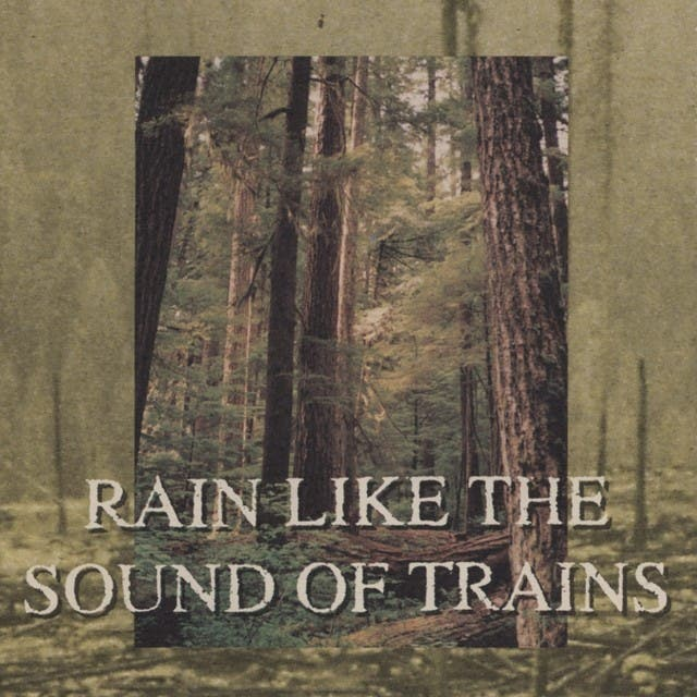 Rain Like The Sound Of Trains image