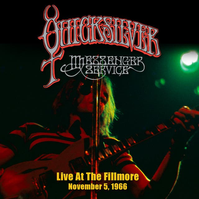 Live At The Fillmore - November 5, 1966