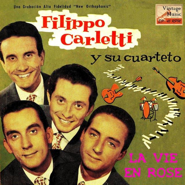 Filippo Carleti Y Su Cuarteto