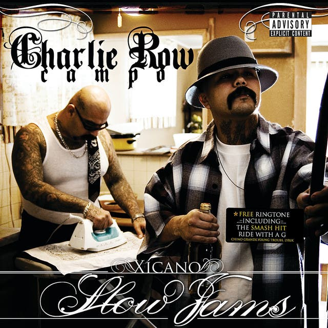 Charlie Row Campo - Slow Jams