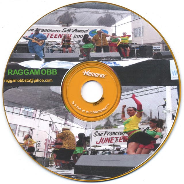 Raggamobbsta's And Rasta's- Reggae