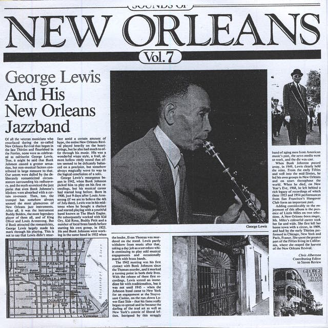 George Lewis And His New Orleans Jazzband
