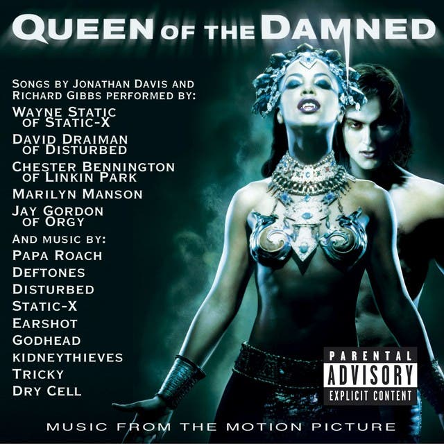 Queen Of The Damned Soundtrack image