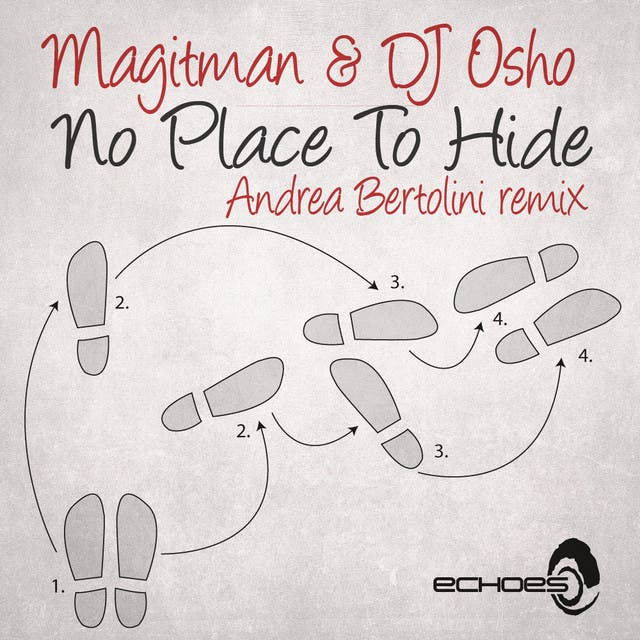 No Place To Hide - Andrea Bertolini Remix