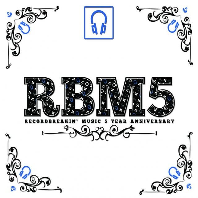 Record Breakin' Music 5 Year Anniversary Compilation Compiled By DJ Junior