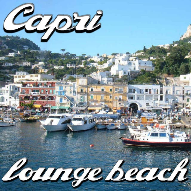 Capri Lounge Beach