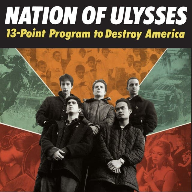 Nation Of Ulysses image