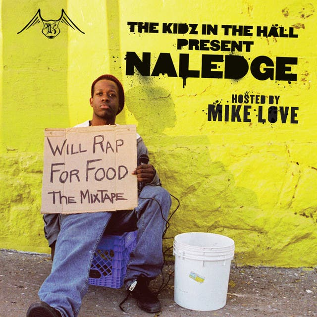 Naledge (of Kidz In The Hall) image