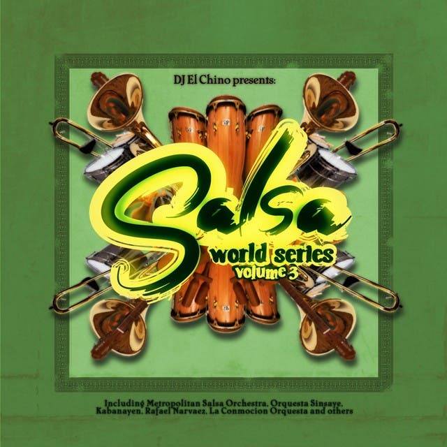 Salsa World Series Vol. 3