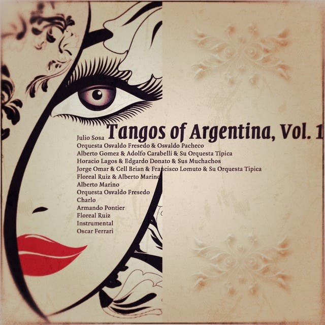 Tangos Of Argentina, Vol. 1 (Remastered)