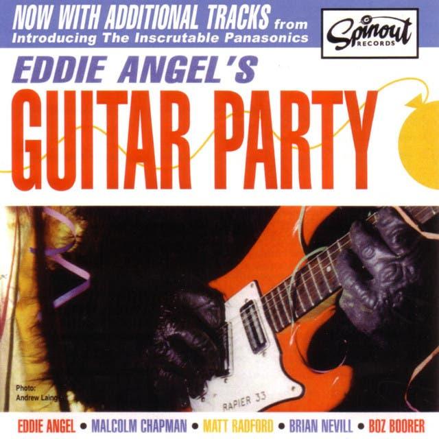 Eddie Angel