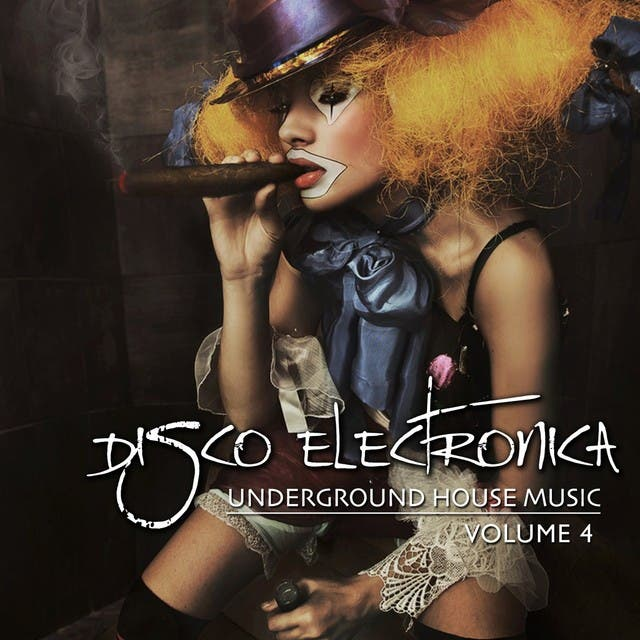 Disco Electronica (Underground House Music, Vol. 4)