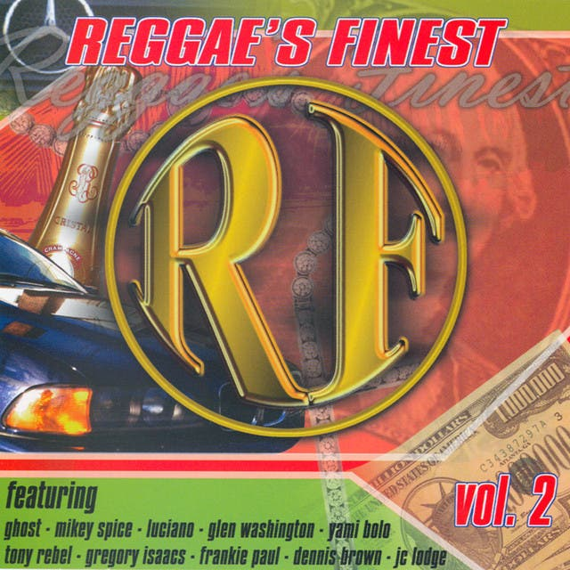 Reggae's Finest Vol. 2