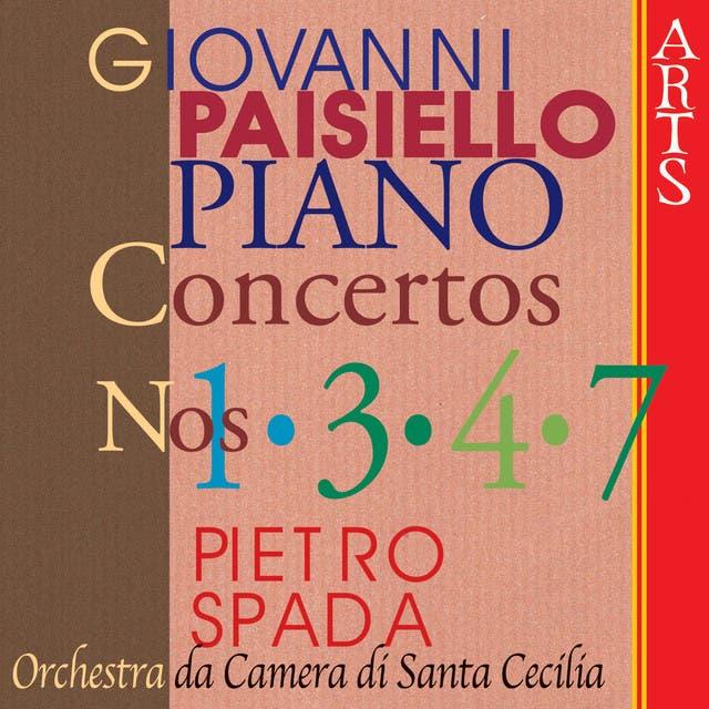 Orchestra Da Camera Di Santa Cecilia & Pietro Spada
