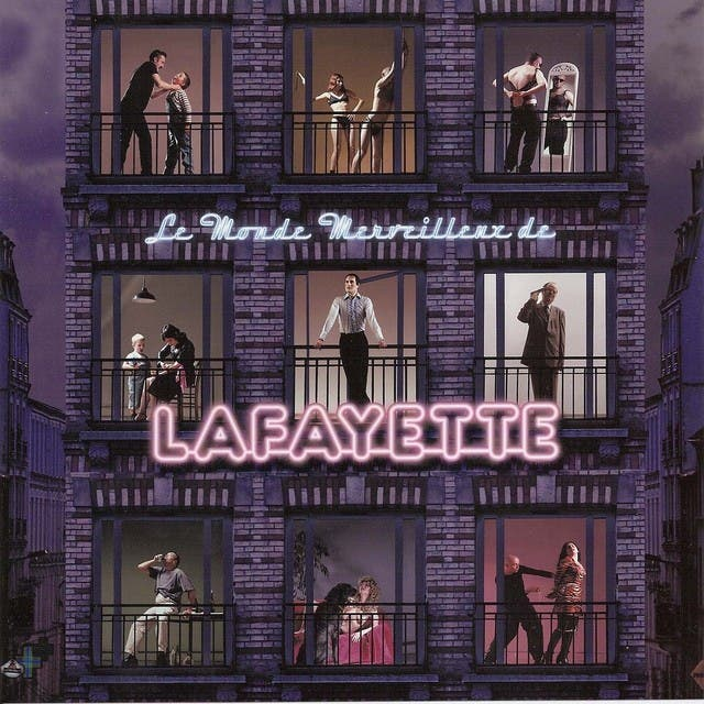 Le Monde Merveilleux De Lafayette