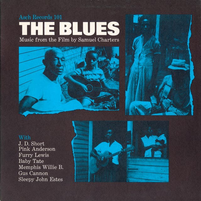 Blues - Music From The Documentary Film: By Sam Charters