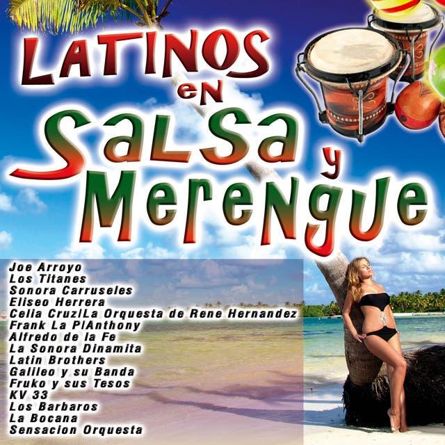 Latinos En Salsa Y Merengue