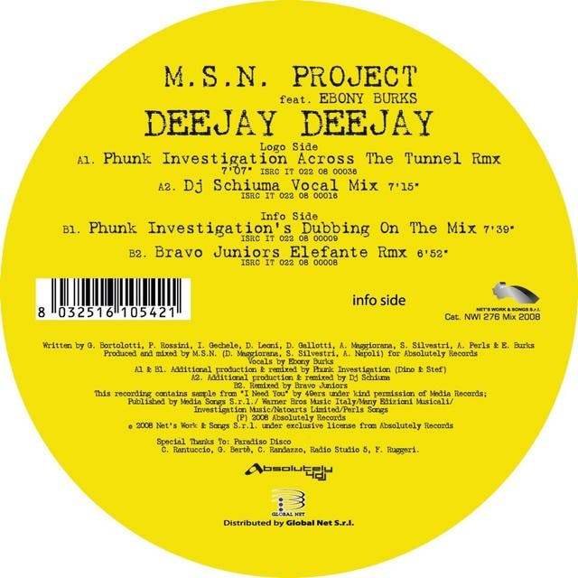 M.S.N. Project image