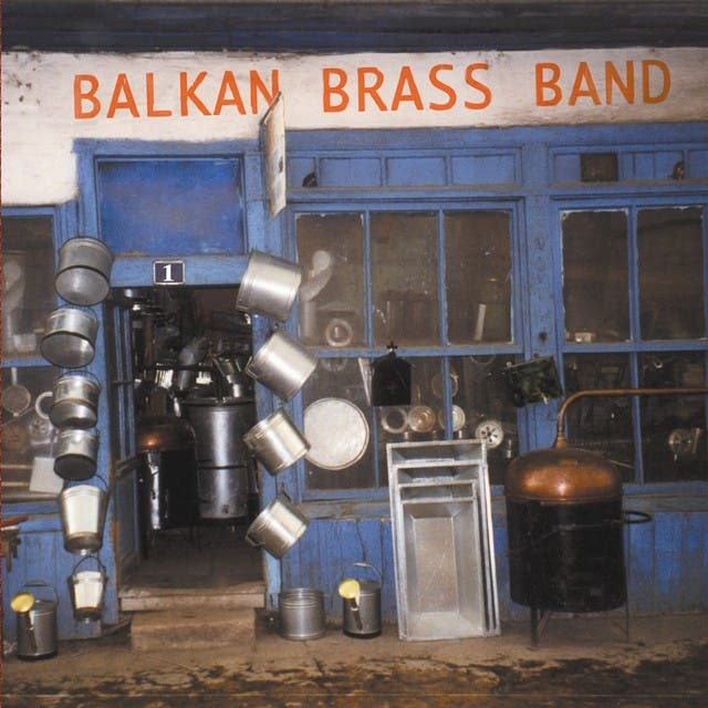 Balkan Brass Band image