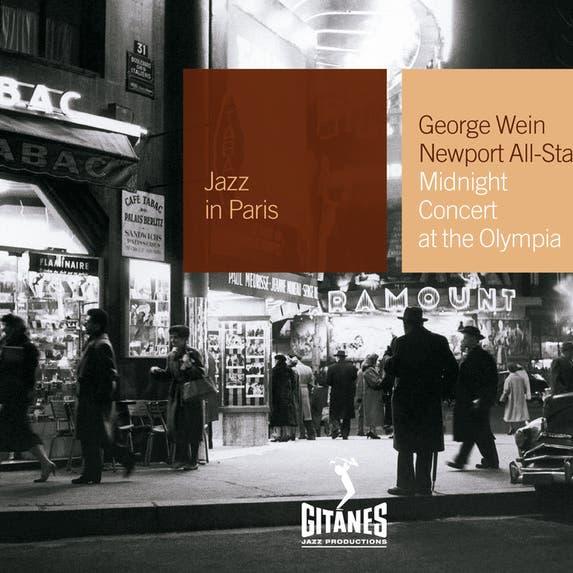 George Wein & The Newport All-Stars