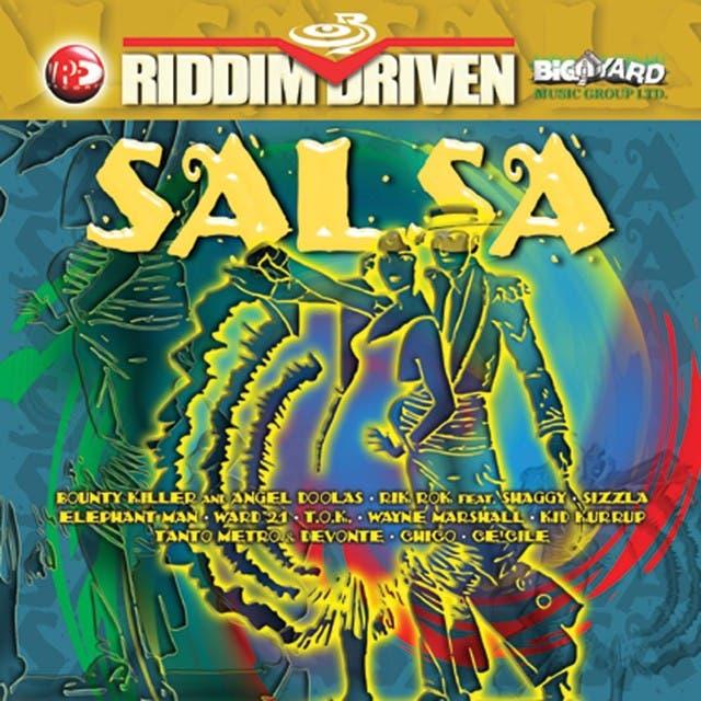 Various Artists - Riddim Driven: Salsa image