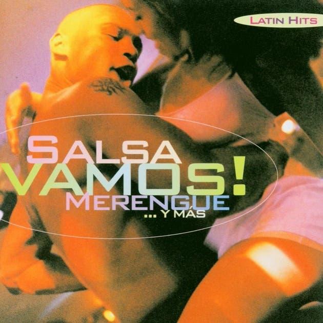 Vamos! Vol.1: Salsa, Merengue Y Mas image