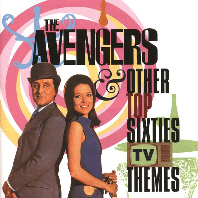 The Avengers & Other Top Sixties TV Themes