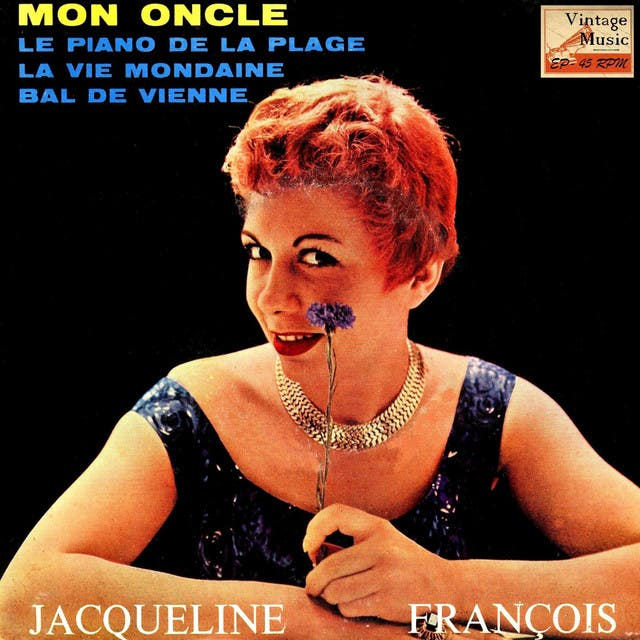 Vintage French Song No. 143 - EP: Mon Oncle