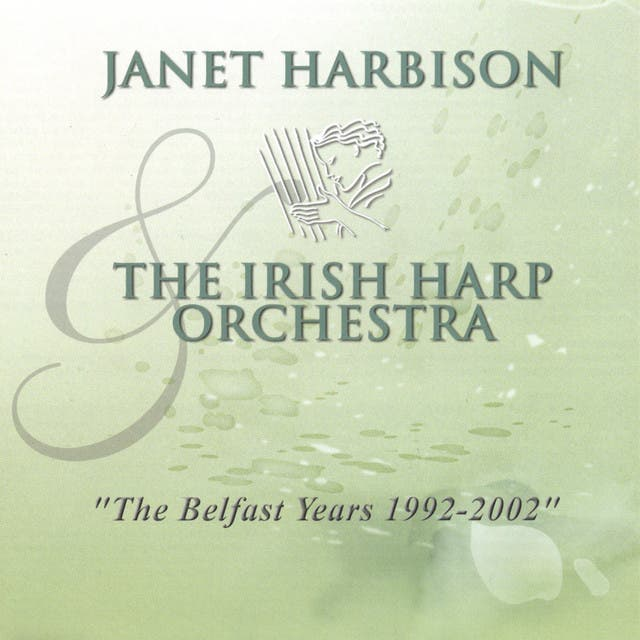 Janet Harbison Irish Harp Orchestra
