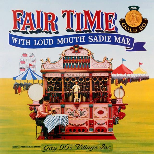 Sadie Mae Carousel Band Organ image