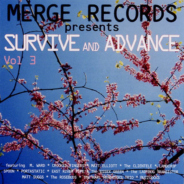 Survive And Advance Vol. 3: A Merge Records Compilation