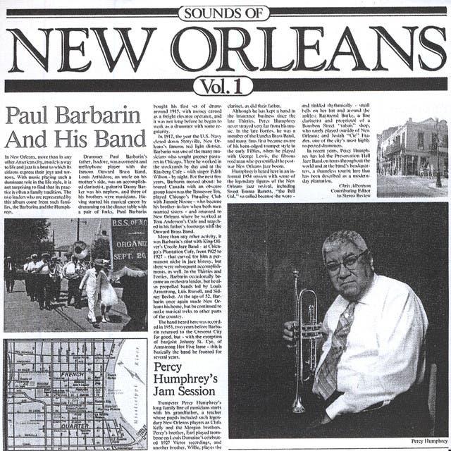 Paul Barbarin And His Band