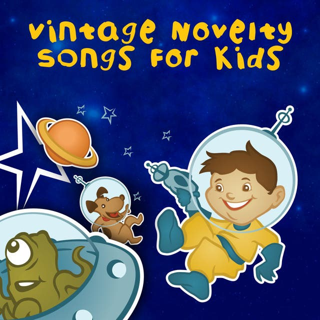 Vintage Novelty Songs For Kids
