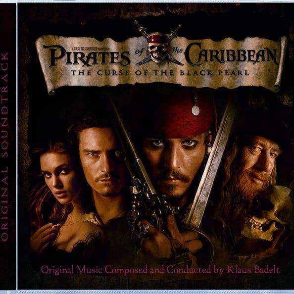 Piratas Del Caribe, La Maldición De La Perla Negra