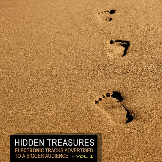 Hidden Treasures, Vol. 1 - Electronic Tracks Advertised To A Bigger Audience