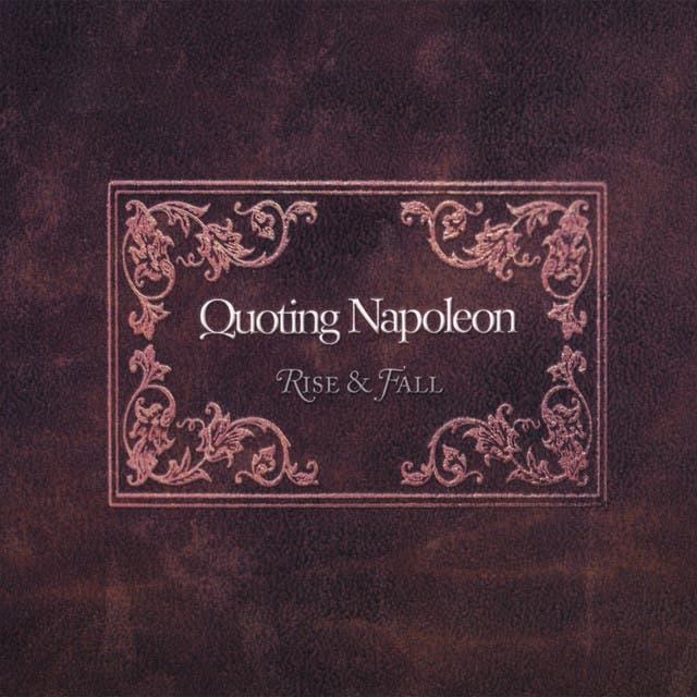 Quoting Napoleon