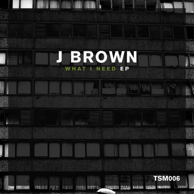 J. Brown image