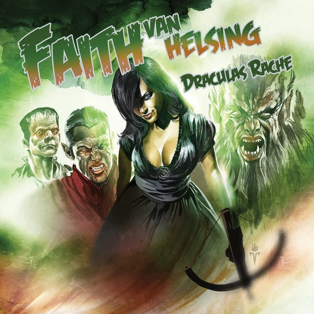 Faith - The Van Helsing Chronicles
