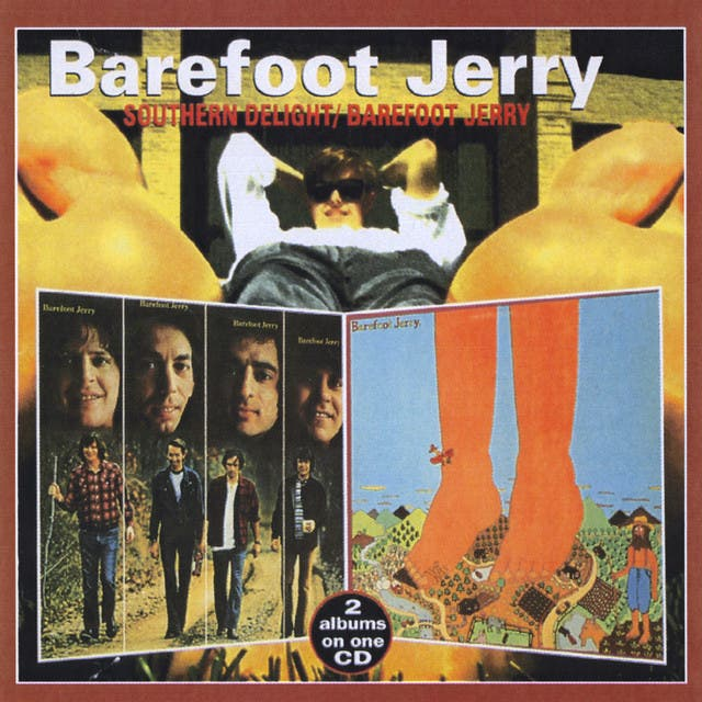 Barefoot Jerry