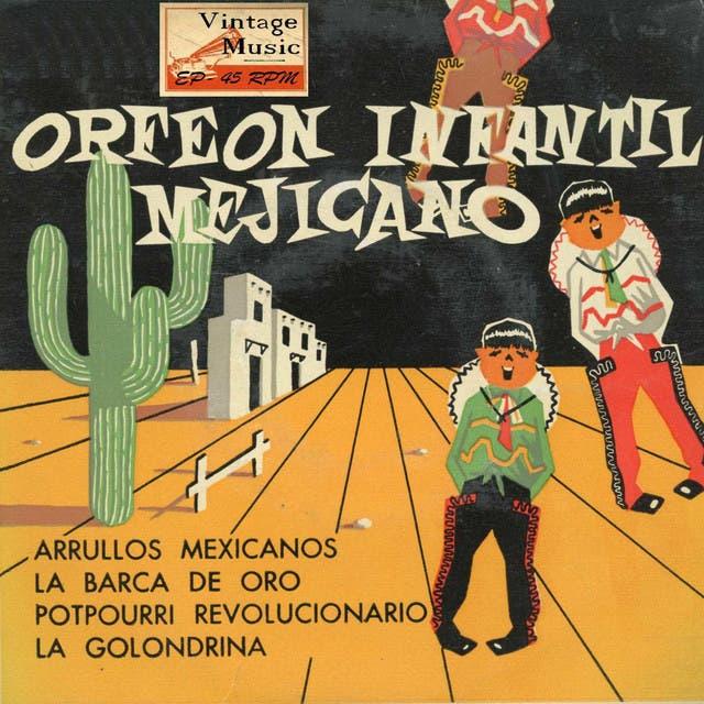 Orfeón Infantil Méxicano