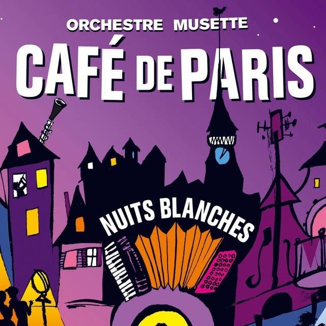 Orchestre Musette Café De Paris