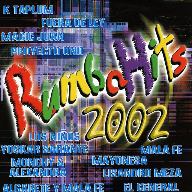 RumbaHits 2002