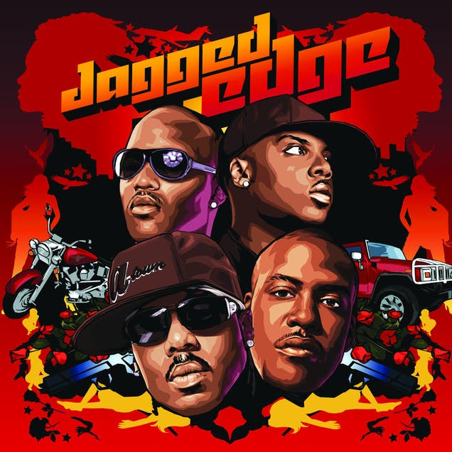 Jagged Edge Featuring Jermaine Dupri image