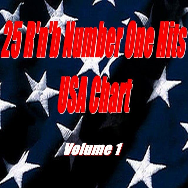 25 R'n'B Number One Hits : USA Chart, Vol. 1
