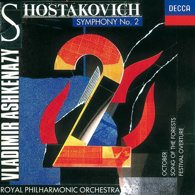 Various Artists & Royal Philharmonic Orchestra & Vladimir Ashkenazy image