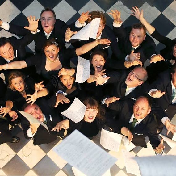 National Chamber Choir Of Ireland