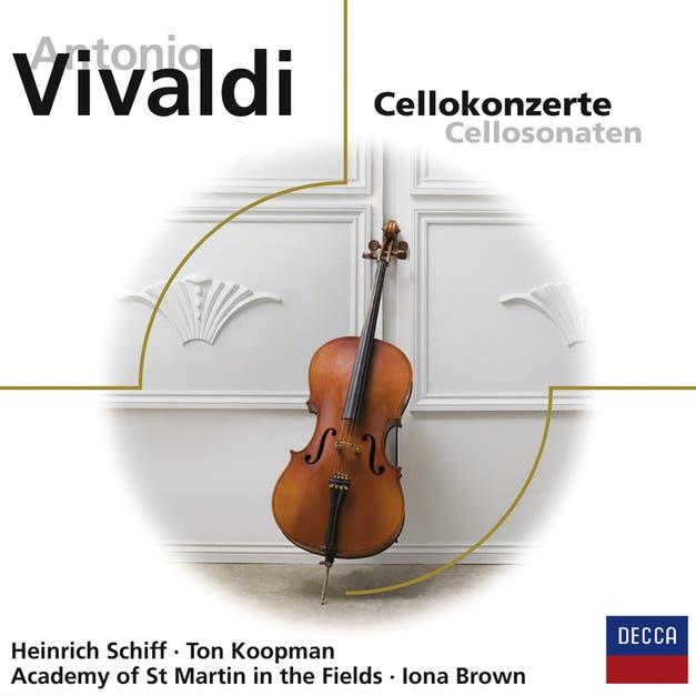Antonio Vivaldi: Cellokonzerte