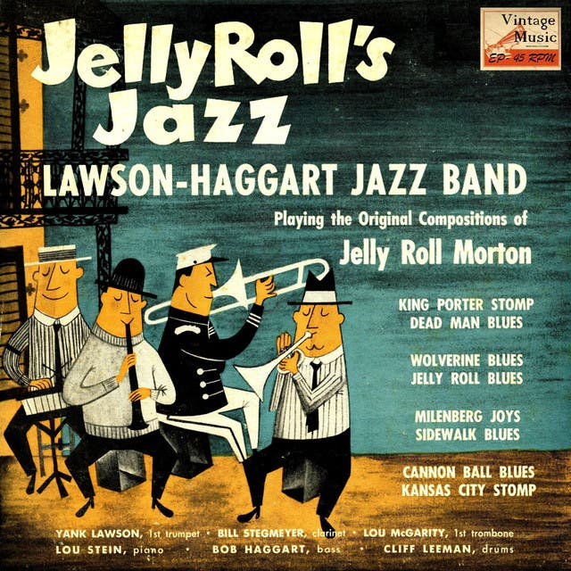 Lawson-Haggart Jazz Band